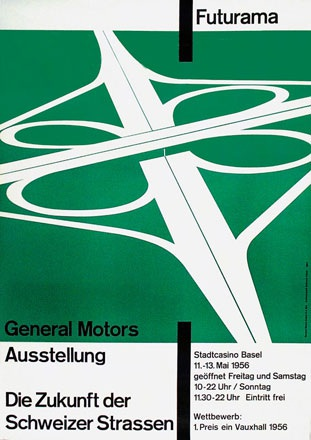 Vivarelli Carlo L. - Futurama - General Motors Ausstellung