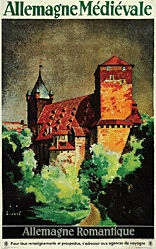 Wiertz Jupp - Allemagne Médiévale