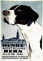 Bieber Armin - Internationale Hunde-Ausstellung