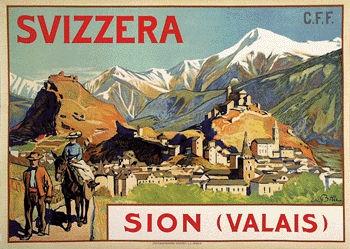 Bille Edmond - Svizzera - Sion
