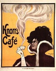 Boscovits Fritz - Knorr's Café