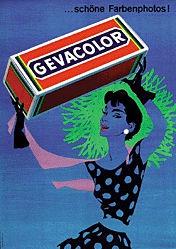 Brun Donald - Gevacolor