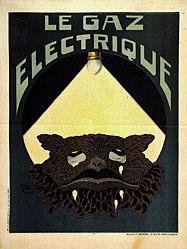 Carrère P. - Le gaz électrique