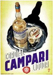 Cuspin - Campari Liqueur