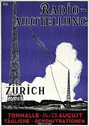 Dürr Otto - Radio-Ausstellung