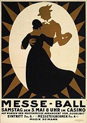 Dürrwang Rudolf - Messe-Ball