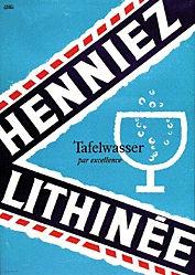 Ebner Emil - Henniez Lithinée