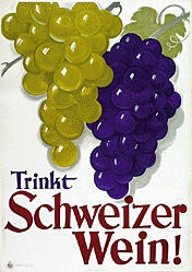 Ernst Otto - Schweizer Wein