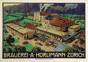 Haller H. - Brauerei A. Hürlimann