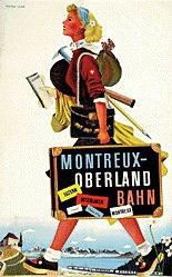 Leupin Herbert - Montreux-Oberland-Bahnen