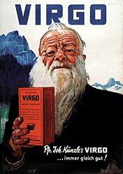 Monogramm H.S. - Virgo