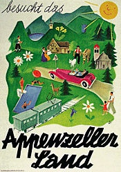 Monogramm W.B. - Appenzeller Land