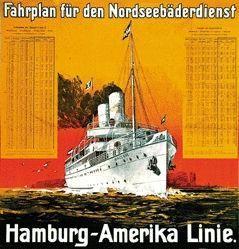 Anonym - Hamburg-Amerika