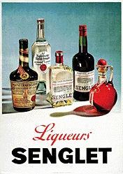 Anonym - Liqueur Senglet