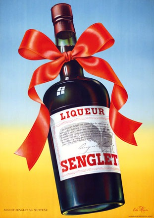 Hauri Edi - Liqueur Senglet