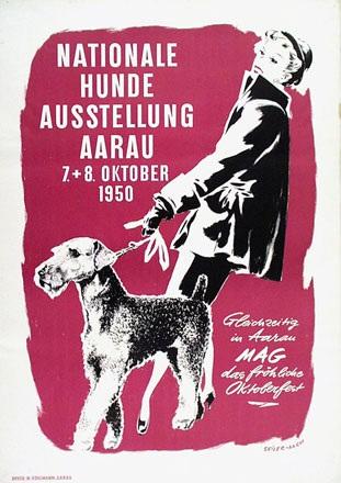 Seiler - Hunde-Ausstellung