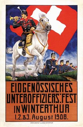 Sigg Emil - Eidgenössisches Unteroffiziers Fest