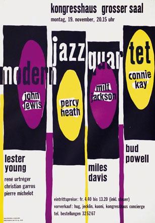 Anonym - Modern Jazz Quartet