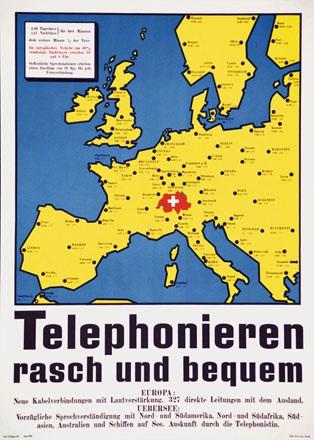 Anonym - Telephonieren rasch und bequem