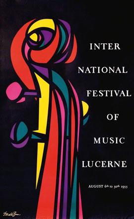 Brun Donald - International Festival of Music