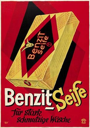 Anonym - Benzit Seife