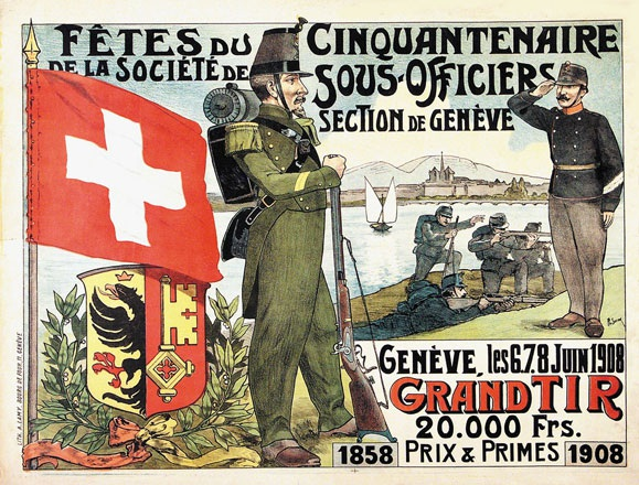 Serex Philippe - Fête du Cinquantenaire