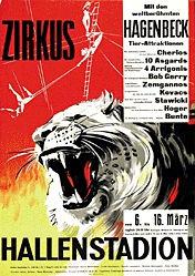 Anonym - Zirkus Hagenbeck