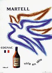 Villemot Bernard - Martell Cognac
