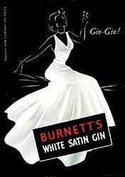 Anonym - Burnett's Gin