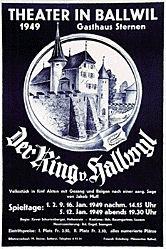 Anonym - Der Ring von Hallwyl