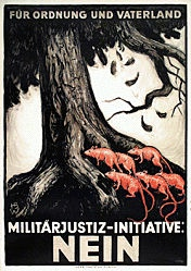 Wieland Hans Beat - Militärjustiz-Initiative