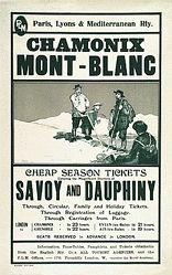 Anonym - Chamonix Mont-Blanc -
