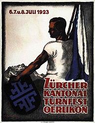 Anonym - Zürcher Kantonal Turnfest Oerlikon