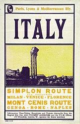 Anonym - Italy - Simplon Route