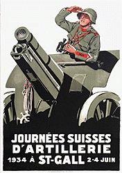 Arlen Philipp - Journées d'Artillerie
