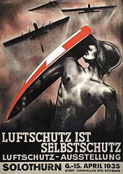 Baumberger Otto - Luftschutz