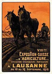 de Rham M. - Exposition d'Agriculture