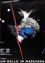 Geissbühler Karl Domenic - Un ballo in Maschera