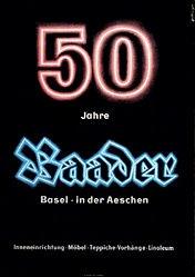 Hellinger Fritz - 50 Jahre Baader