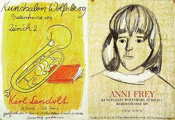 Landolt Karl / Frey Anni - Karl Landolt - Anni Frey