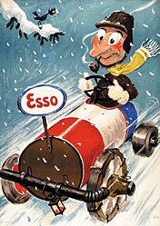 Laubi Hugo - Esso