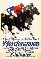 Laubi Hugo - Pferderennen