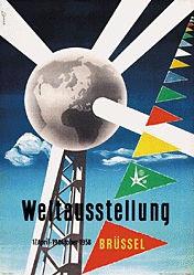 Mettes Frans - Weltausstellung