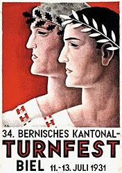 Monogramm A.B. - Bernisch