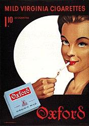 Neukomm Fred. - Oxford Cigaretten