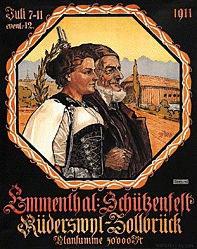 Anonym - Emmenthal. Schützenfest