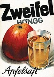 Laubi Hugo - Zweifel Höngg Apfelsaft