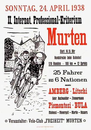 Anonym - Kriterium Murten