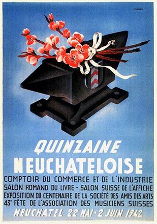 Châtelain J.P. - Neuchâteloise