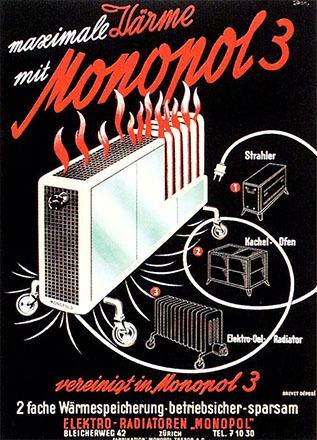 Müller W. - Monopol 3
